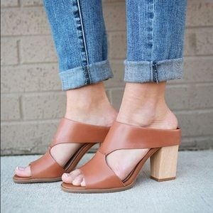 Seychelles Anthropologie- tan detour block heels